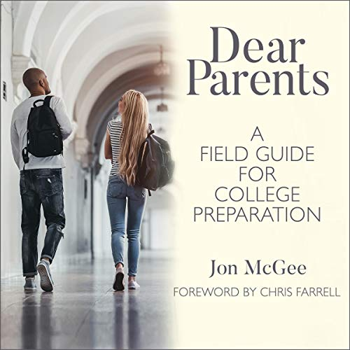Dear Parents audiobook cover art
