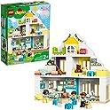 129-Piece Lego Duplo Town Modular Playhouse Building Set