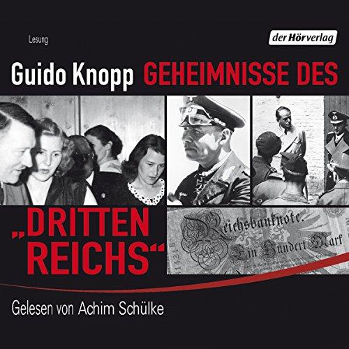 """Geheimnisse des """"Dritten Reichs"""" Titelbild"""