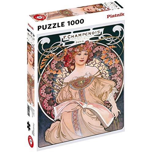 Piatnik 5360 - Mucha: Sogni - Puzzle 1000 Pezzi