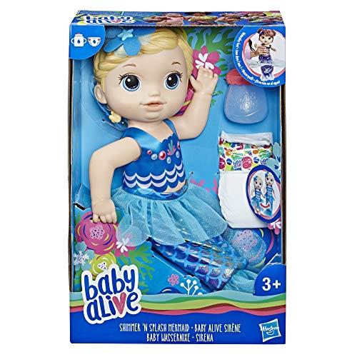 Baby Alive - Sirne et Bb -...