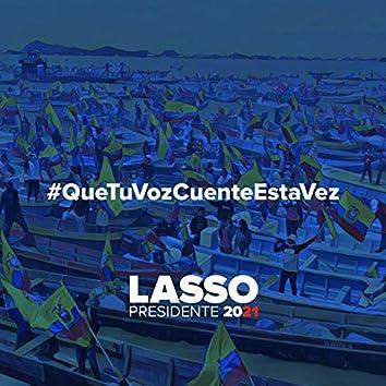 #QueTuVozCuenteEstaVez