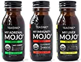 TEAONIC I LOVE MY MOJO: Relax, Revive, Detox - Lemon Juice - Black Pepper -Immunity Support - Liver...