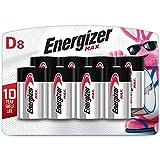 Best D Batteries - Energizer D Batteries, Max Alkaline, 8 Count Review