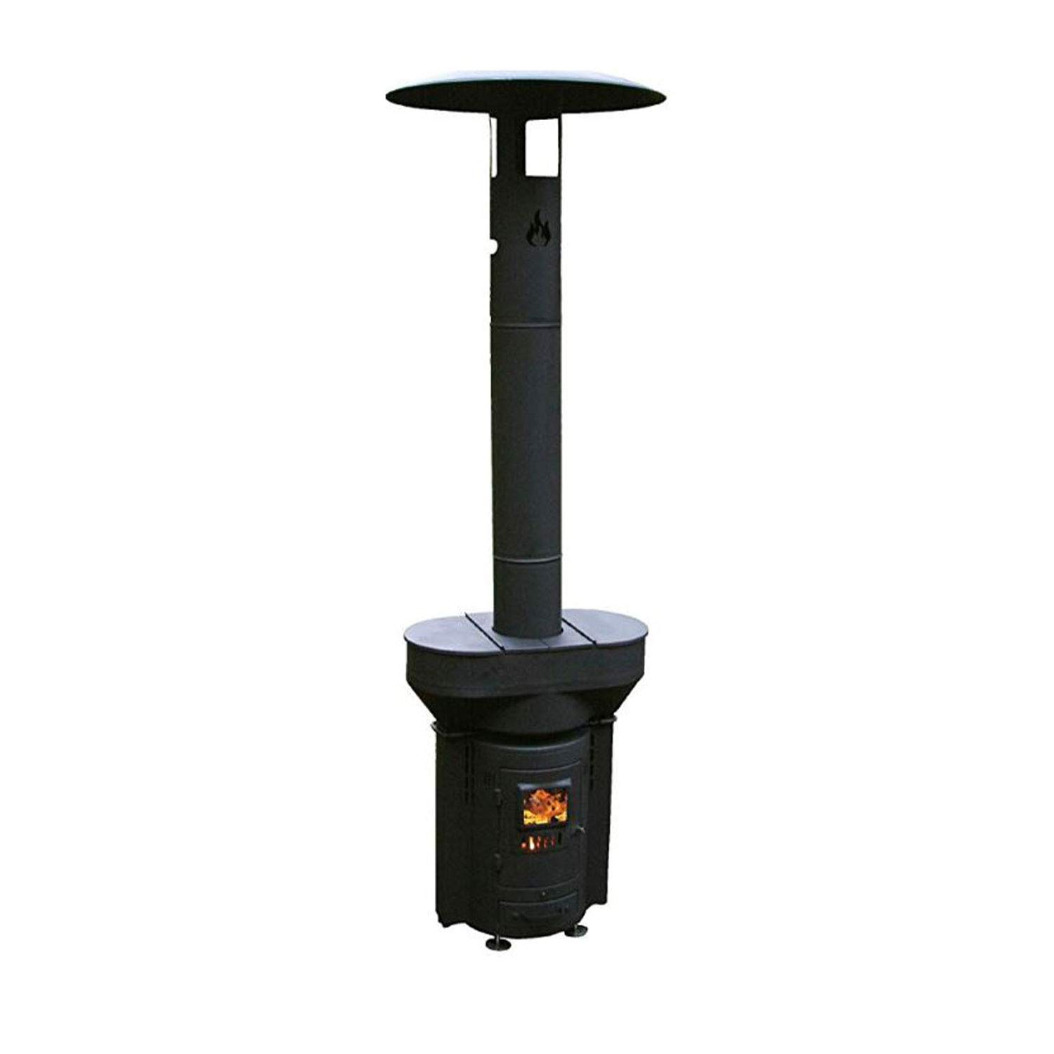 Q Stoves Maximum Outdoor Fraction Traditional