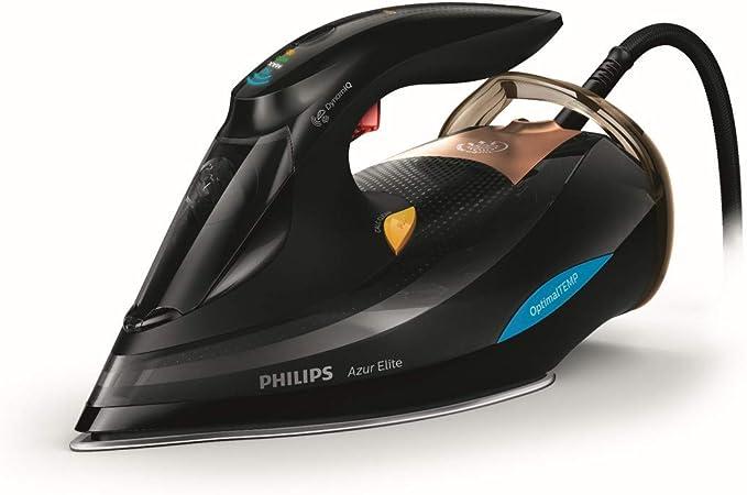 2321 opinioni per Philips gc5033/80Azur Elite Ferro da stiro a vapore, dynamiq Sensor, 0.35L,