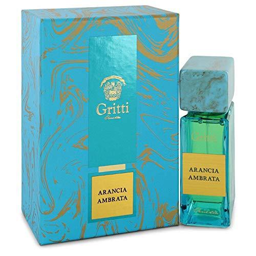 Gritti - Smaragd-Kollektion - Arancia Ambrata - Eau de Parfum -100 ml