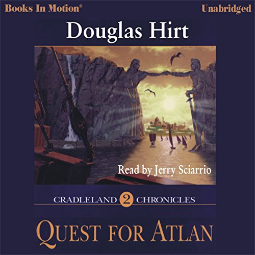Quest for Atlan cover art
