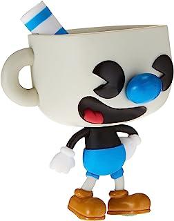 Boneco Funko Pop Games Cuphead S1 Mugman Funko Pop Na