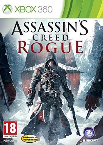 Jogo Assassins Creed Rogue Xbox 360