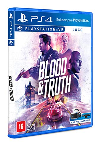 Blood & Truth VR - PlayStation 4 VR