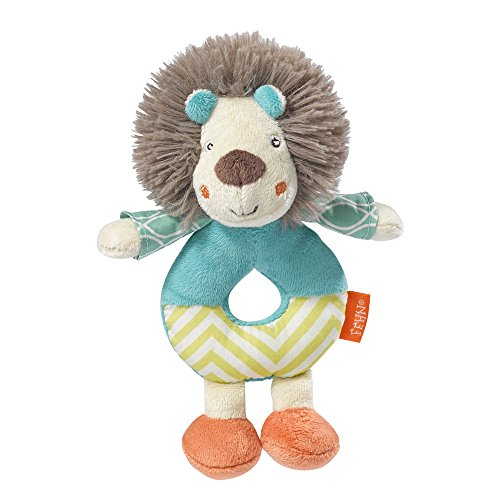 Fehn Anneau Hochet Funky Friends Collection Lion
