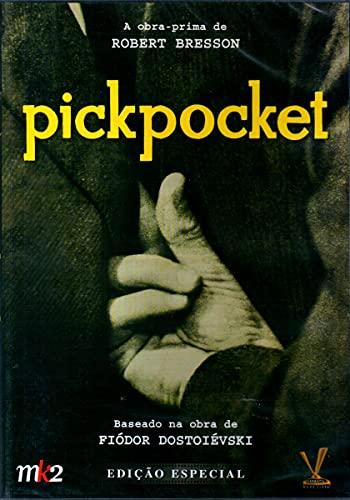 O Batedor de Carteiras - Edição Especial Versatil - ( Pickpocket ) Robert Bresson