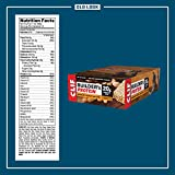 Clif Builders - Protein Bars - Cinnamon Nut Swirl - 20g Protein (2.4 Ounce, 12 Count) (Now Gluten Free)