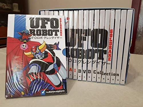 Ufo Robot Goldrake Vol.01-02-03 - Collezione Completa (10 Blu Ray-Disc) Edizione Italiana