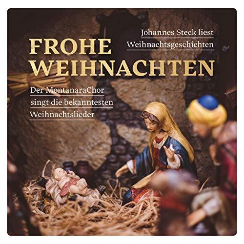 Frohe Weihnachten audiobook cover art