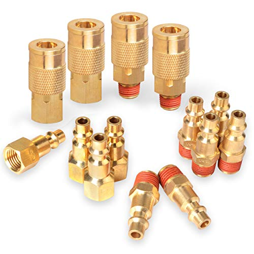PowRyte Brass Air Fittings