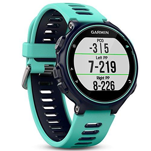 Garmin - Forerunner 735XT - Montre GPS Multisports avec Cardio Poignet (Ecran : 1,23 pouces) - Bleu...