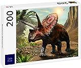 Lais Puzzle Torosaurus Dinosaur 200 Pieces