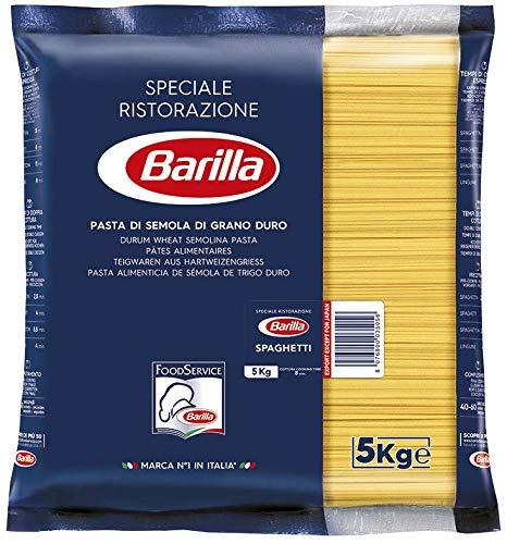 Ducomi Barilla Spaghetti - 5 Kg