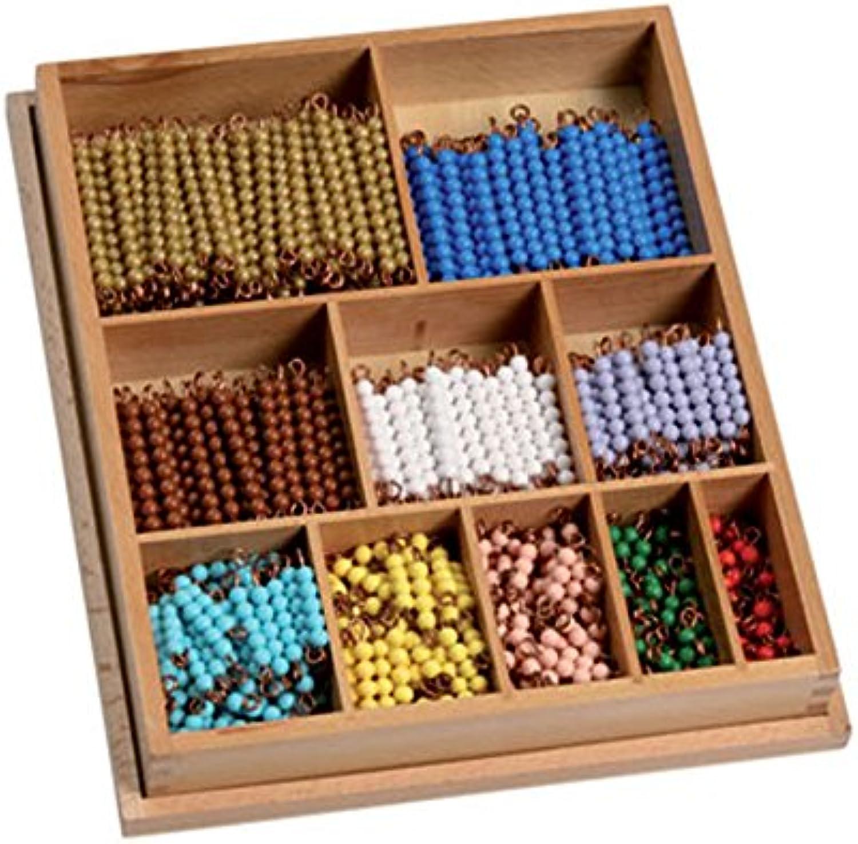 Betzold  85786 Perlenketten für Multiplikation, mehrfarbig B01M0A6CTM  Ausgewählte Materialien       Vorzügliche Verarbeitung