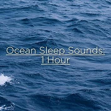 Ocean Sleep Sounds: 1 Hour