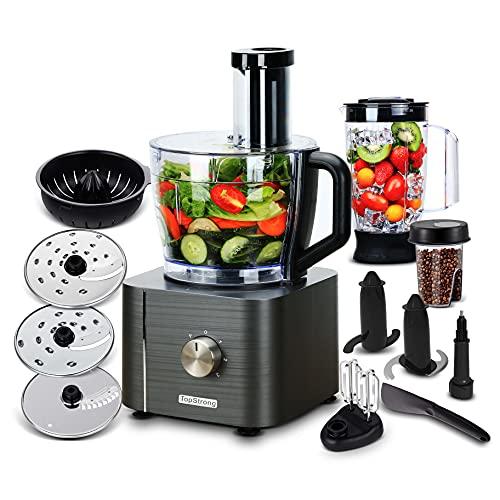TopStrong Küchenmaschine 1100W,...
