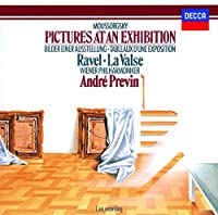 Mussorgsky-Ravel: Pictures at an Exhibition by Andre Previn (2014-08-13)
