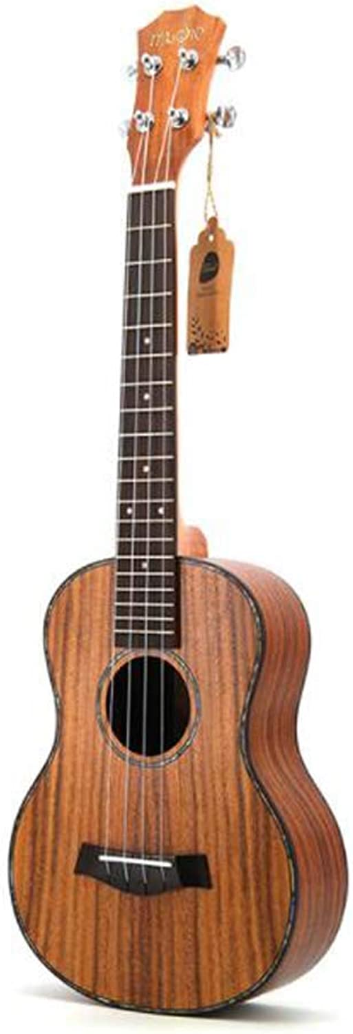 CELXYYD 26inch ukulele, Acacia wood fashion trend professional wooden small guitar, beginner adult advanced playing instrument, suitable for entertainment party concerts, etc.