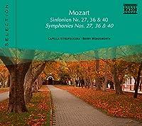 Symphonien Nr27, 36 &