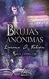 Brujas anónimas - Saga completa: Boxset: Incluye libros I a IV - Personajes - FAQs