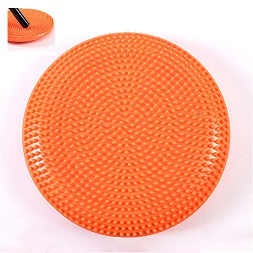 Balance Disc - Stabiliteit Wobble Kussen, Lendensteun Voor Bureau En Bureaustoel, Lower Back Pain Relief En Ondersteuning, Kid's Wiggle Seat Voor Classroom