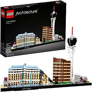LEGO Architecture Las Vegas 21047 (501 Pieces)