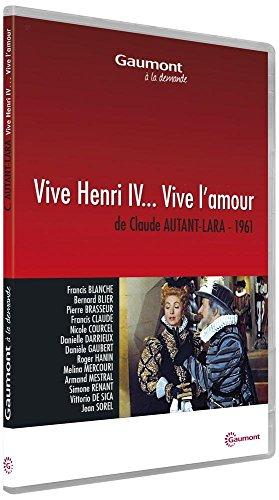 Henri IV. Vive l'amour