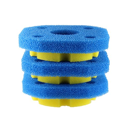 AQUANEAT Replacement Sponge Filter Media Pad for CPF-250 Pressure Pond Filter Koi Fish