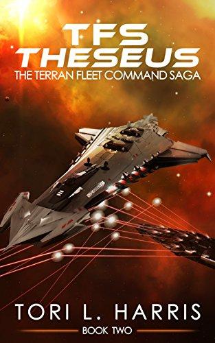 Book: TFS Theseus - The Terran Fleet Command Saga - Book 2 by Tori L. Harris