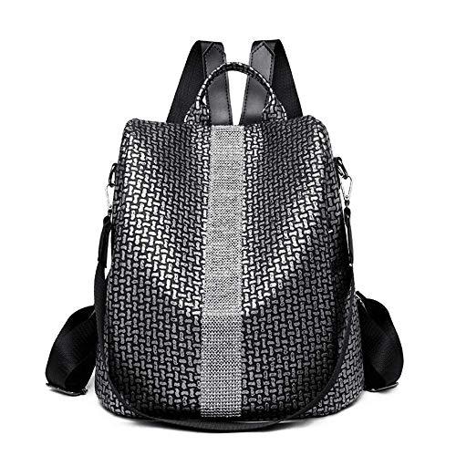 Thumby Rugzak Casual Daypacks Sports in de open rugzak Vrouwelijke schoudertas Art- en Weisemobil-handtassen Elegante schouder omhulling handtas B