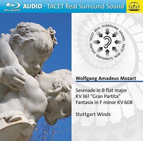 Mozart : Gran Partita, KV. 361. Stuttgart Winds