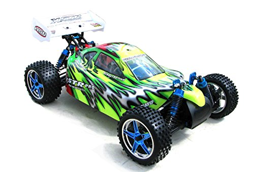 HSP Buggy XSTR Pro Brushless 1/10 Radiocontrol