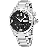 Ball Engineer Master II Diver Black Face Day Date Swiss Automatic Stainless Steel Mens Watch DM2020A-SA-BKWH