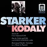 Starker Plays Kodaly - anos Starker