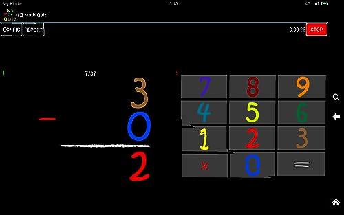 『K3 Math Quiz』の1枚目の画像