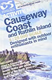 Wanderkarte Causeway Coast: and Rathlin Island (Activity Map)