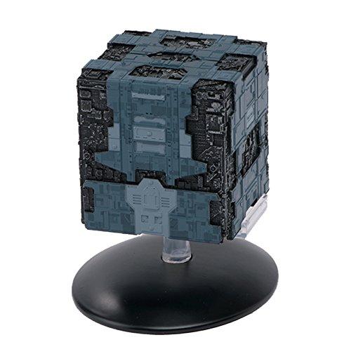Sammlung von Raumschiffen Star Trek Starships Collection Nº 58 Borg Tactical Cube
