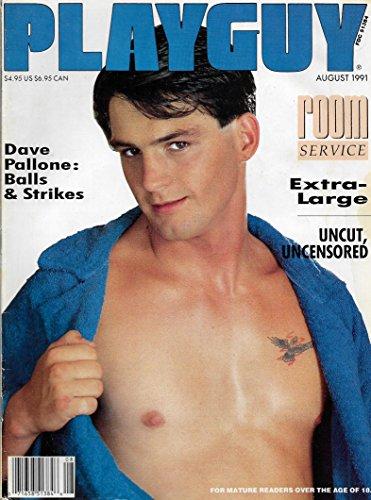 Kristen Bjorn l Gay Twinks l Uncut Cyclist l Tall & Hung l Adult Gay Male Interest - August, 1991 Playguy