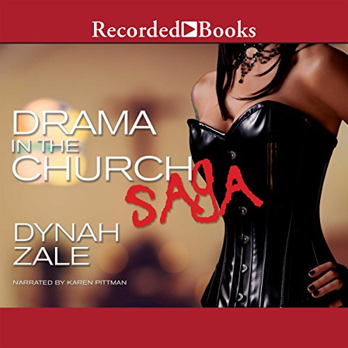 Drama in the Church Saga audiobook cover art