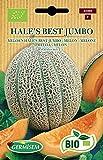 Germisem Orgánica Hale's Best Jumbo Semillas de Melón 2 g
