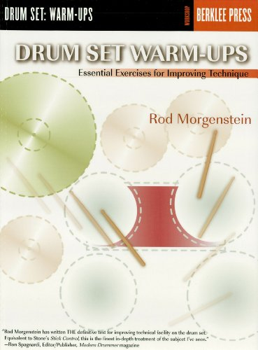 Drum Set Warm-Ups: Essential Exercises for Improving Technique (Workshop Berklee Press) (English Edition)