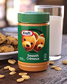 Kraft Peanut Butter Smooth - 500G