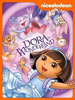 Dora The Explorer  Dora in Wonderland